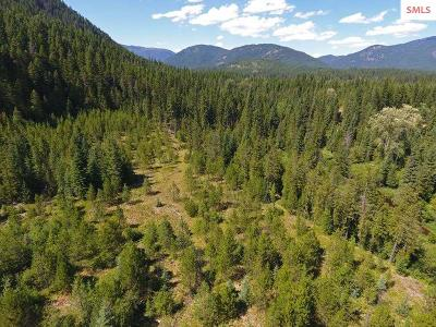 Bonners Ferry Residential Lots & Land For Sale: Nna Moyie River Rd