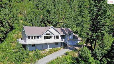 Sandpoint ID Single Family Home For Sale: $314,900