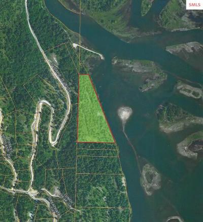 Sandpoint Residential Lots & Land For Sale: Nna SE Moose Mountain