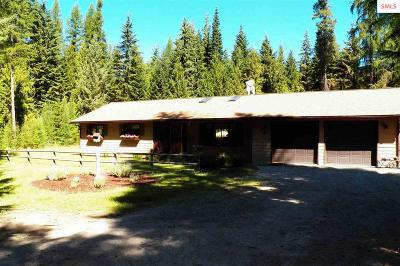 Single Family Home For Sale: 3380 Old Hwy 2 North