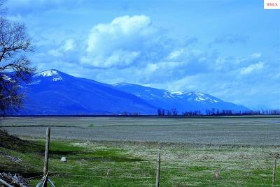 Bonners Ferry Residential Lots & Land For Sale: 15621 West Side Rd