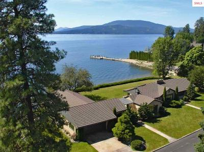 Sandpoint Single Family Home For Sale: 215 W Pacific