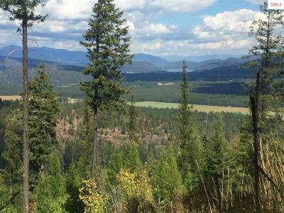 Priest River Residential Lots & Land For Sale: Nna Curtis Creek