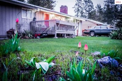 Post Falls Single Family Home For Sale: 417 E 11th St
