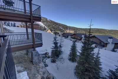 Mountainside, Schweitzer Single Family Home For Sale: 135 Chutes Ln