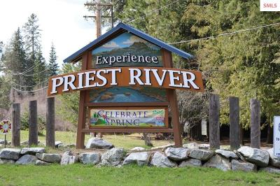 Priest River Residential Lots & Land For Sale: Bodie Canyon Road