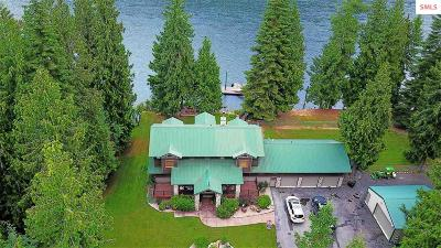 Clark Fork Single Family Home For Sale: 469 River Lake Dr