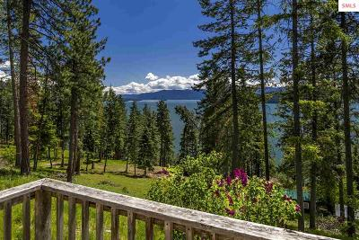 Sandpoint Single Family Home For Sale: 207 Osprey Roost