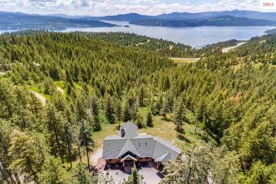 Coeur D'alene Single Family Home For Sale: 1585 S Grouse Meadow Dr