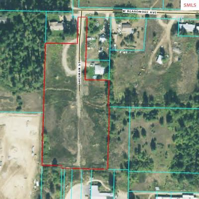 Priest River Residential Lots & Land For Sale: Nka Beardmore