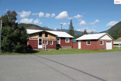 Clark Fork Single Family Home For Sale: 101 E Third Street