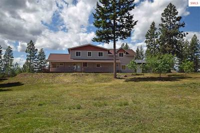 Bonners Ferry Single Family Home For Sale: 245 & Nna Itsa Rd