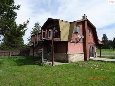 Sandpoint Single Family Home For Sale: 146 Grouse Creek Rd.