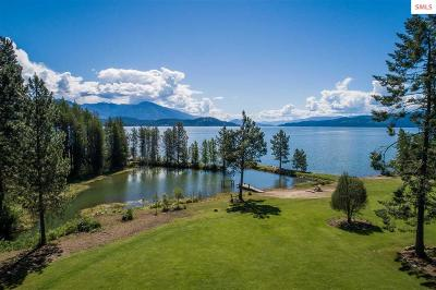Sandpoint Single Family Home For Sale: 407 W Oden Bay