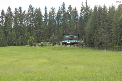 Heron MT Single Family Home For Sale: $480,000