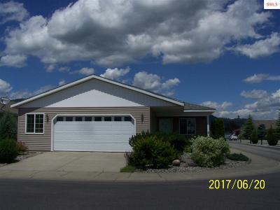 Rathdrum Single Family Home For Sale: 8617 W Yosemite