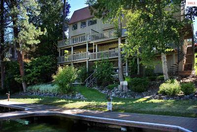Sandpoint Condo/Townhouse For Sale: 472 Whiskey Jack Circle