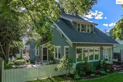 Sandpoint Single Family Home For Sale: 410 S First Ave.