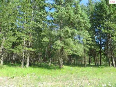 Bonners Ferry Residential Lots & Land For Sale: Champs Road