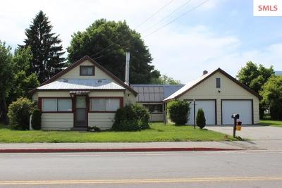 Sandpoint Multi Family Home For Sale: 813 N Division