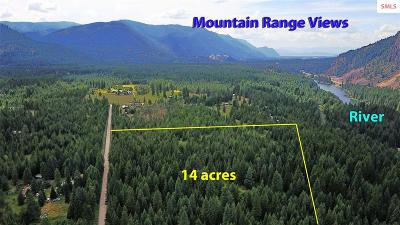 Clark Fork Residential Lots & Land For Sale: 343 Lowrey Lane