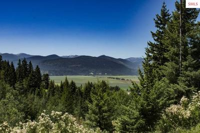 Bonners Ferry Residential Lots & Land For Sale: Nna Shamrock Rd.