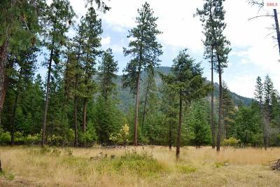 Clark Fork Residential Lots & Land For Sale: 1210 Mountain View Rd
