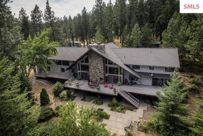 Coeur D'alene Single Family Home For Sale: 6038 W Heine Rd.
