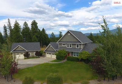 Boundary County Single Family Home For Sale: 638 Stellar Jay Rd