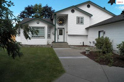 Rathdrum Single Family Home For Sale: 15457 N Vera