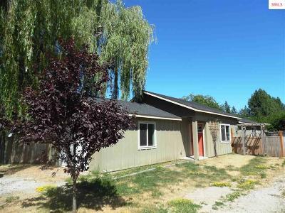 Kootenai Single Family Home For Sale: 206 Kootenai St