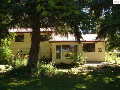 Bonners Ferry Single Family Home For Sale: 391 Day Break Road