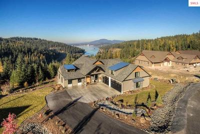 Coeur D'alene Single Family Home For Sale: 5175 S Ledgestone Dr