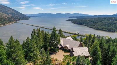 Sandpoint Single Family Home For Sale: 151 Greatwater Cr.