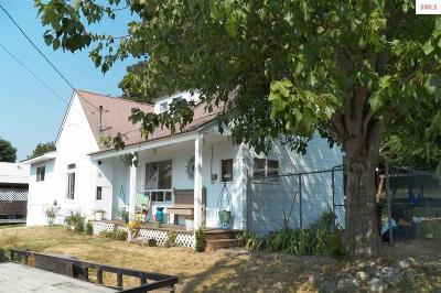 Bonners Ferry Single Family Home For Sale: 6757 Hillside Alley