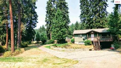 Bonners Ferry Single Family Home For Sale: 73 Roosevelt Road