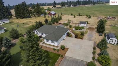 Bonners Ferry Single Family Home For Sale: 135 Echo Dr.