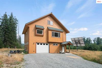 Priest Lake, Priest River Single Family Home For Sale: 660 Tanglewood Dr