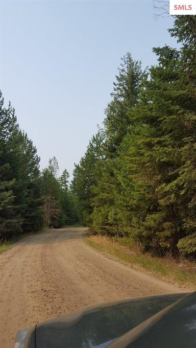 Bonners Ferry Residential Lots & Land For Sale: Naa Smith Lake Road