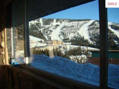Mountainside, Schweitzer Condo/Townhouse For Sale: 216 Mogul Hill Rd, Unit #8