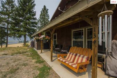 Bonners Ferry Single Family Home For Sale: 134 Santa Fe