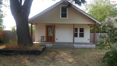 Priest Lake, Priest River Single Family Home For Sale: 218 E Jefferson