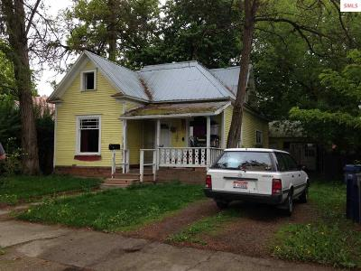 Sandpoint Single Family Home For Sale: 608 Church St