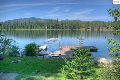Priest Lake, Priest River Single Family Home For Sale: 1879 Riverside Rd
