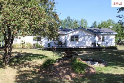 Sandpoint ID Single Family Home For Sale: $245,000