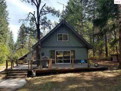 Sandpoint Single Family Home For Sale: 669 Woodland Dr