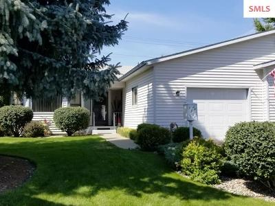 Hayden Single Family Home For Sale: 1551 W Woodlawn Dr. #1