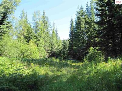 Sandpoint Residential Lots & Land For Sale: Nna E Shingle Mill Rd
