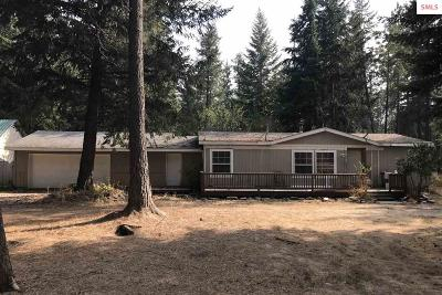 Clark Fork Single Family Home For Sale: 581 E Mountain View Rd