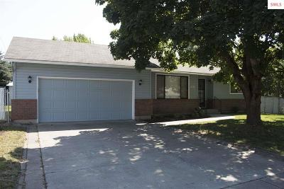 Coeur D'alene Single Family Home For Sale: 1828 N 9th St